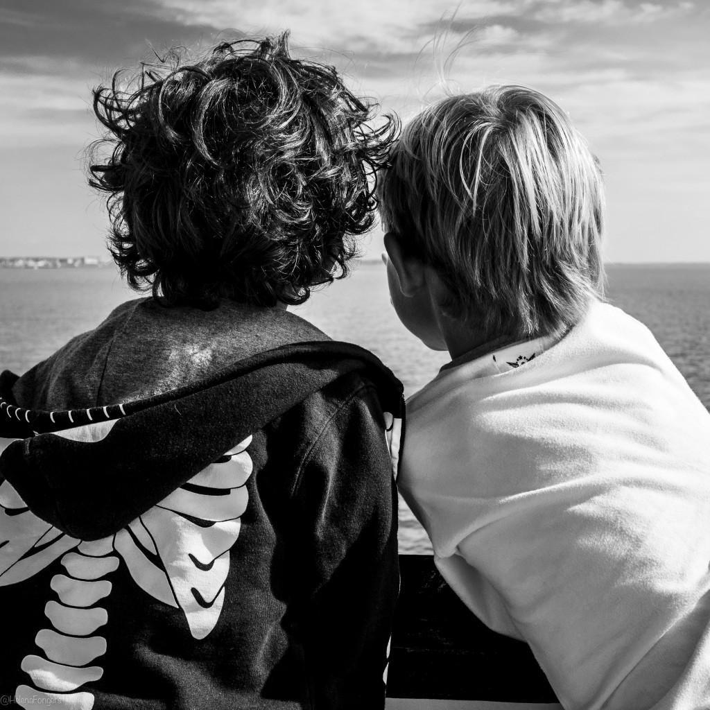 Duo Penotti nephews._